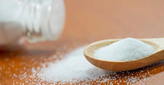 正しい塩の取り方